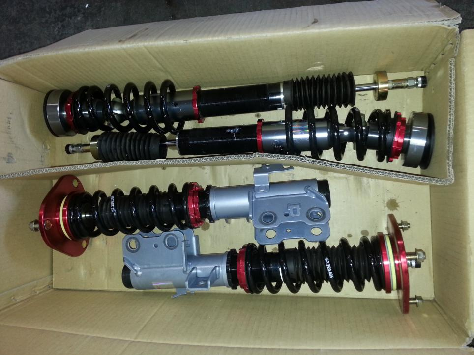 Slightly Used Megan Coilovers MR-CDK-LCT11 for sale.-20130823_160823.jpg