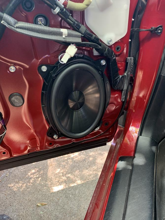 2012 Lexus CT200h Speakers and Subwoofer Upgrade. Premium Sound (10 Speakers)-26.jpg