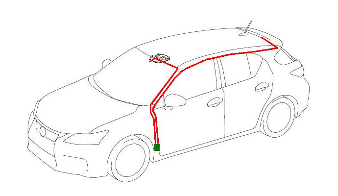Metra License Plate Backup Camera Instructions