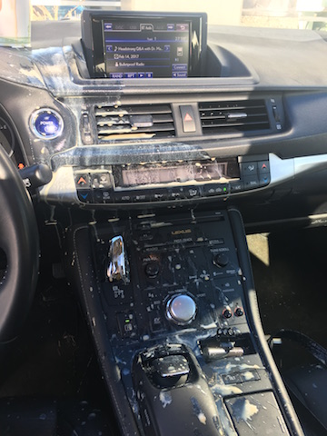 Crazy car stereo insurance story  Need help!