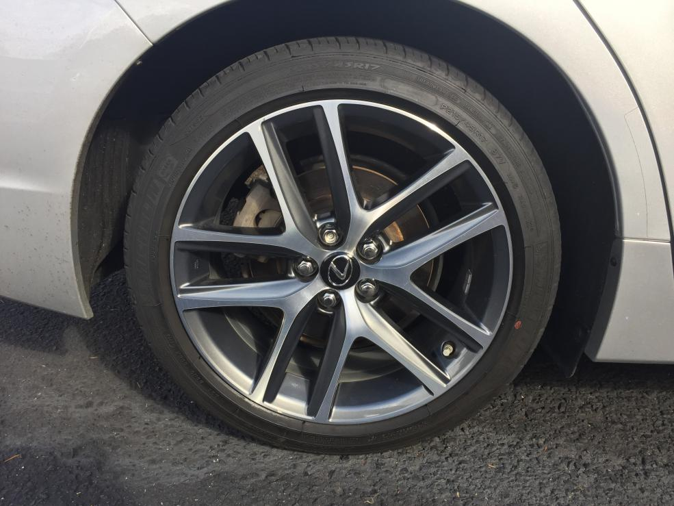 Rims And Tires For Sale Near Me >> FS: Stock F-Sport Wheels & Mack M8 Wheels For Sale
