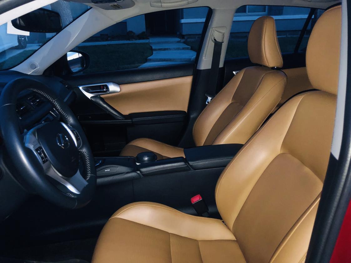 Selling 2013 Lexus CT200H (Visalia, CA; ,000)-front-interior.jpg
