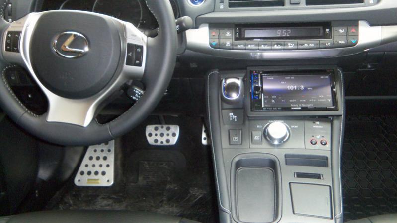 Lexus Ct200h Audio Upgrade Kenwood 2 Jpg