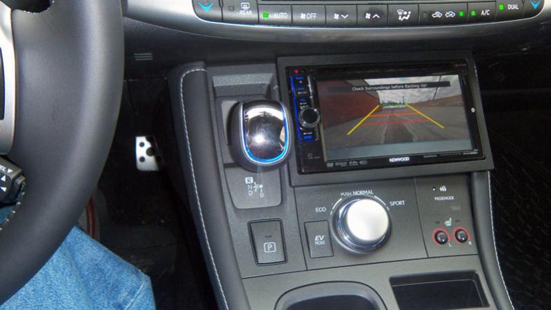 Lexus Ct200h Audio Upgrade Kenwood 4 Jpg