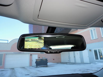 Backup camera installation cost