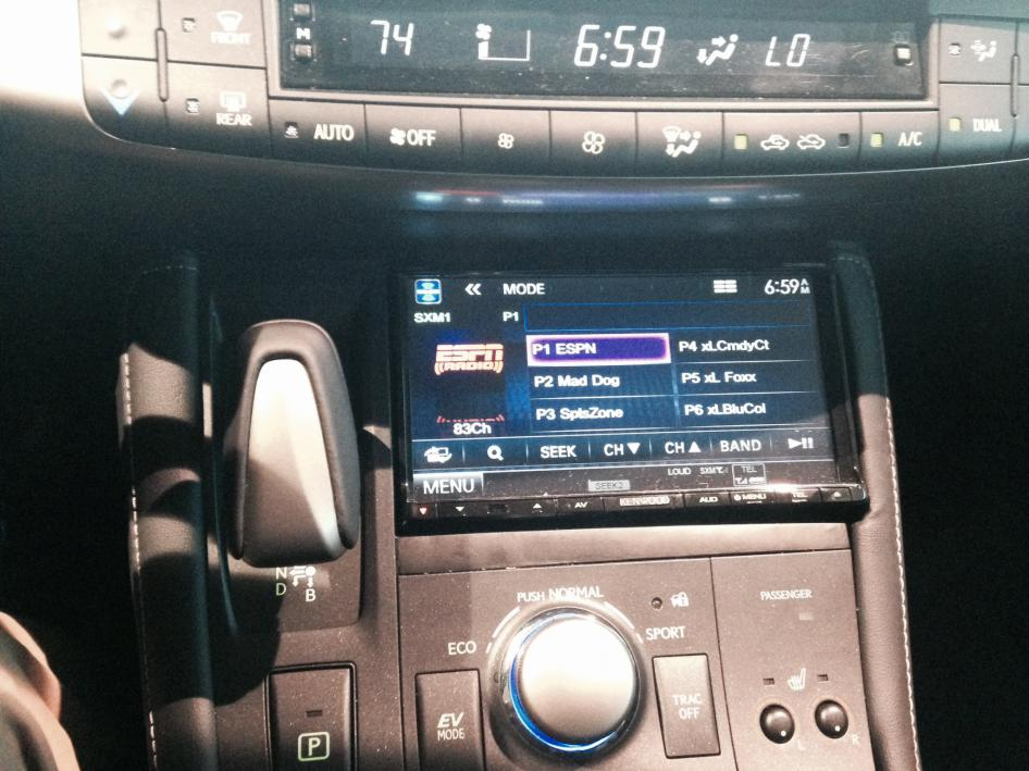Aftermarket Stereo Causing Tpms To Flashrhct200hforum: Lexus Ct200h Radio At Elf-jo.com