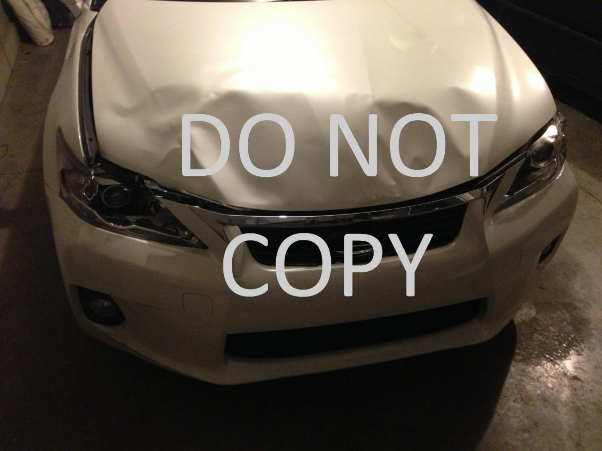 Thanks to a rogue deer I'm getting F sport grills installed-photo.jpg