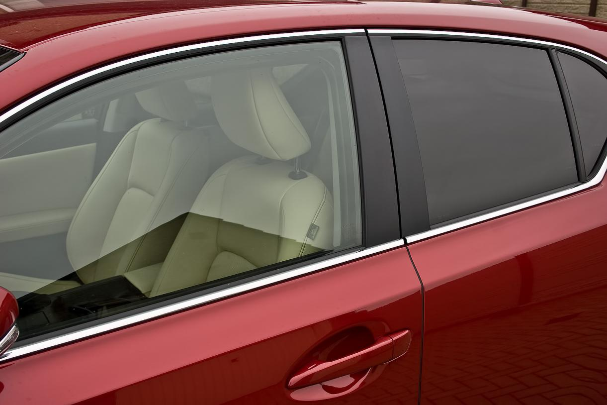 Question about tinted windows for Window tinting
