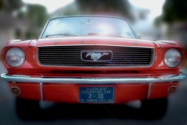 Showcase cover image for bondguy's 1966 Ford Mustang Convertible